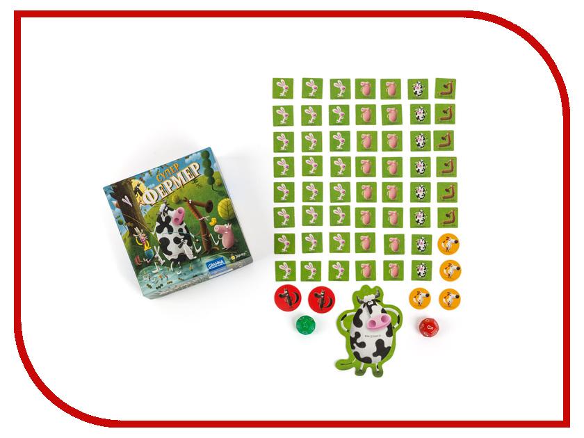 Фото Настольная игра Эврикус СуперФермер Карманный вариант PG-17006