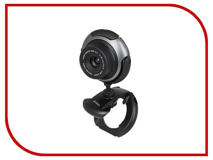 Вебкамера A4Tech PK-710G Black a4tech pk 635k