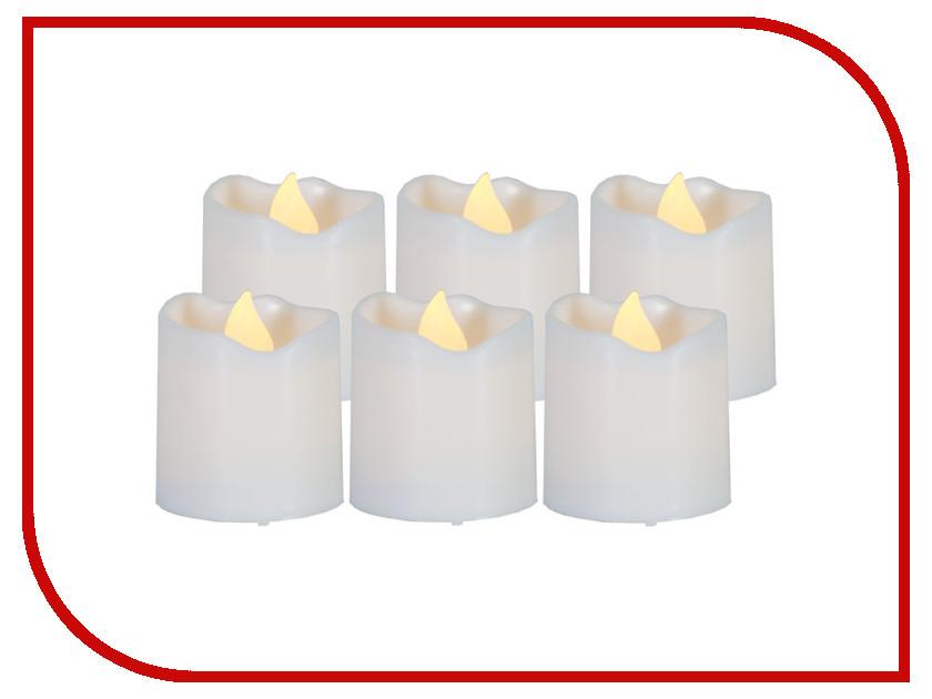 Светодиодная свеча Star Trading LED Packy 6шт 062-11