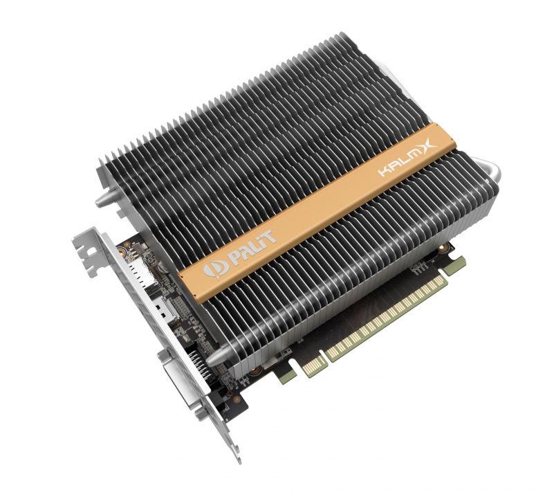 Видеокарта Palit GeForce GTX 1050 Ti KalmX 1290Mhz PCI-E 3.0 4096Mb 7000Mhz 128 bit DVI HDMI NE5105T018G1-1070H видеокарта palit geforce gtx 1050 ti 4096mb pa gtx1050ti dual 4g dvi d hdmi dp ret