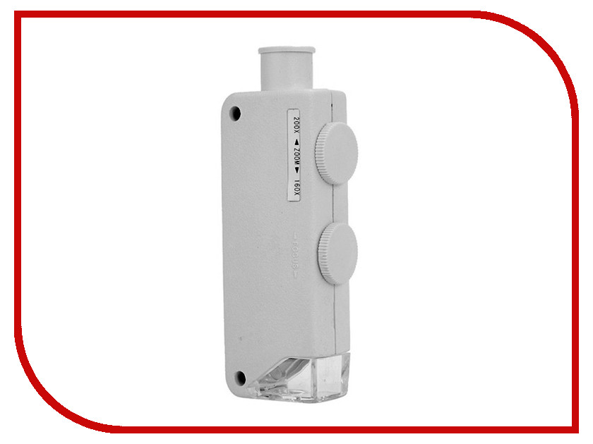 Карманный микроскоп Kromatech MG10081-1A 160-200x 43149w011 g5nb 1a e 24vdc g5nb 1a 24vdc
