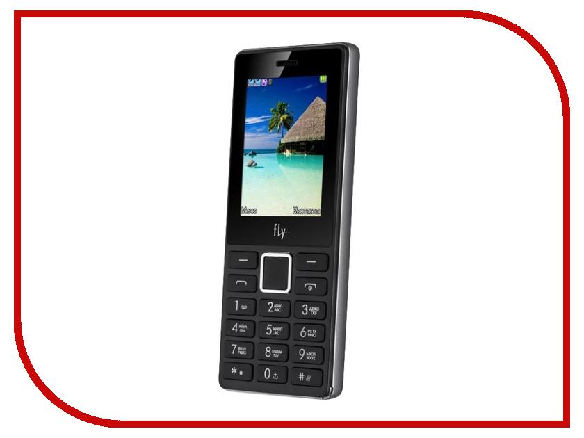 Сотовый телефон Fly FF248 Grey цена и фото