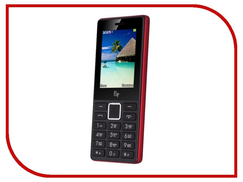 Сотовый телефон Fly FF248 Red цена и фото