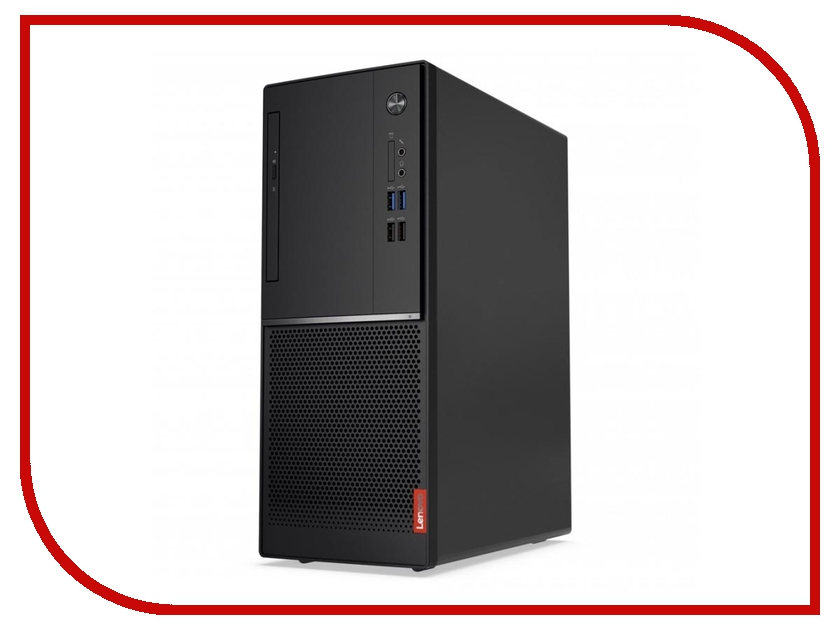 Настольный компьютер Lenovo V520-15IKL Black 10NK0059RU (Intel Core i3-7100 3.9 GHz/8192Mb/1000Gb/DVD-RW/Intel HD Graphics/Windows 10 Pro 64-bit) настольный пк lenovo v520 15ikl 10nk0052ru 10nk0052ru