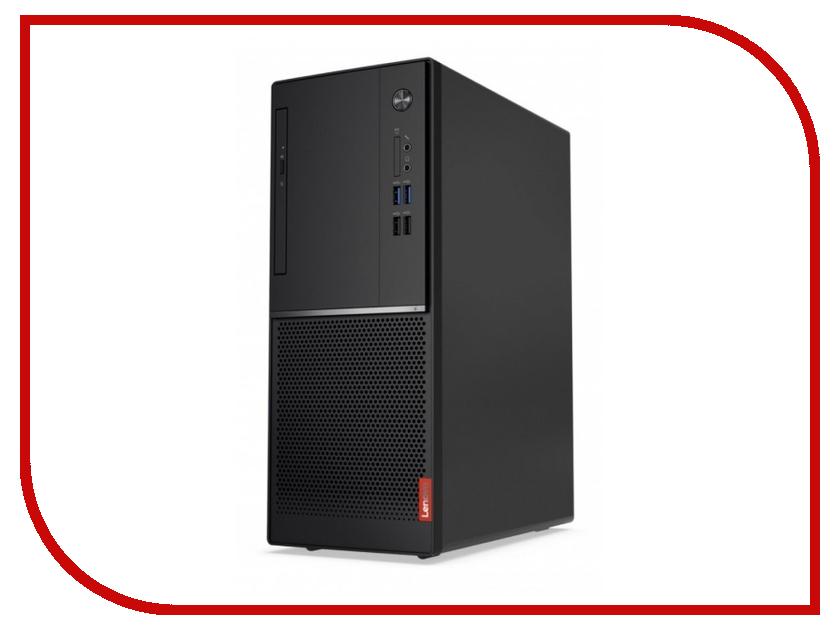 Настольный компьютер Lenovo V520-15IKL Black 10NK005LRU (Intel Core i5-7400 3.0 GHz/8192Mb/1000Gb/DVD-RW/Intel HD Graphics/Windows 10 Pro 64-bit) игровой компьютер mxp i5 7400 8гб 1тб 120гб gtx1060 6гб
