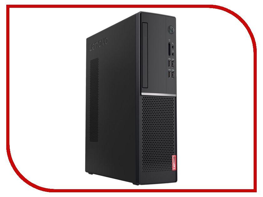 Настольный компьютер Lenovo V520s-08IKL SFF Black 10NM0058RU (Intel Core i5-7400 3.0 GHz/8192Mb/1000Gb/DVD-RW/Intel HD Graphics/Windows 10 Pro 64-bit) игровой компьютер mxp i5 7400 8гб 1тб 120гб gtx1060 6гб