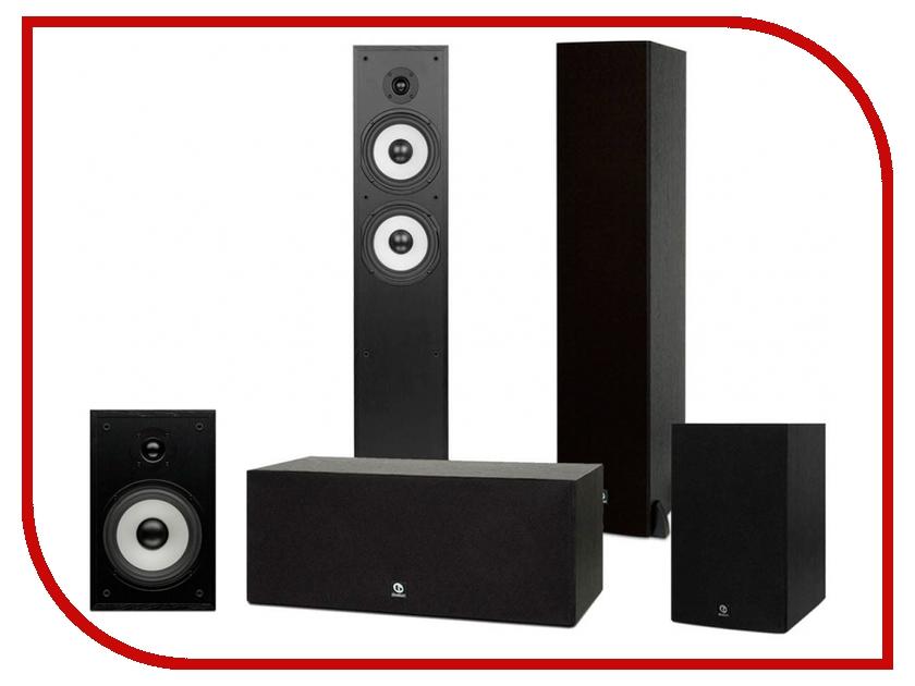 Колонки Boston Acoustics CS260 II 5.0 Mini surround Black комплект акустики boston acoustics cs260 ii 5 0 black