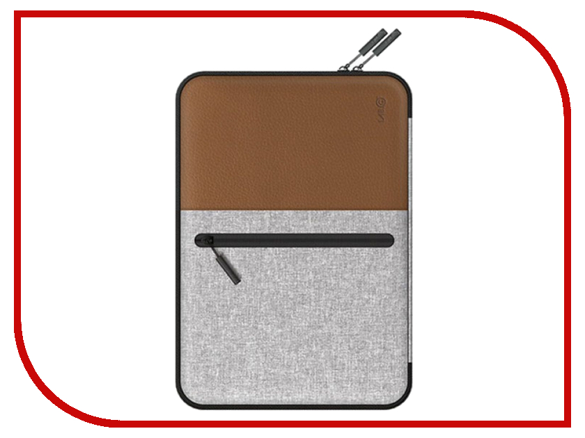 Аксессуар Чехол 13.0-inch LAB.C Pocket Sleeve Brown LABC-450-BR