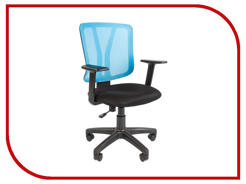 Компьютерное кресло Chairman 626 DW61 Blue 00-07016638 компьютерное кресло chairman 727 серый