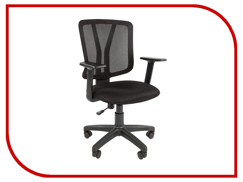 Компьютерное кресло Chairman 626 DW62 Black 00-07016634 компьютерное кресло chairman 283 black 00 06033874
