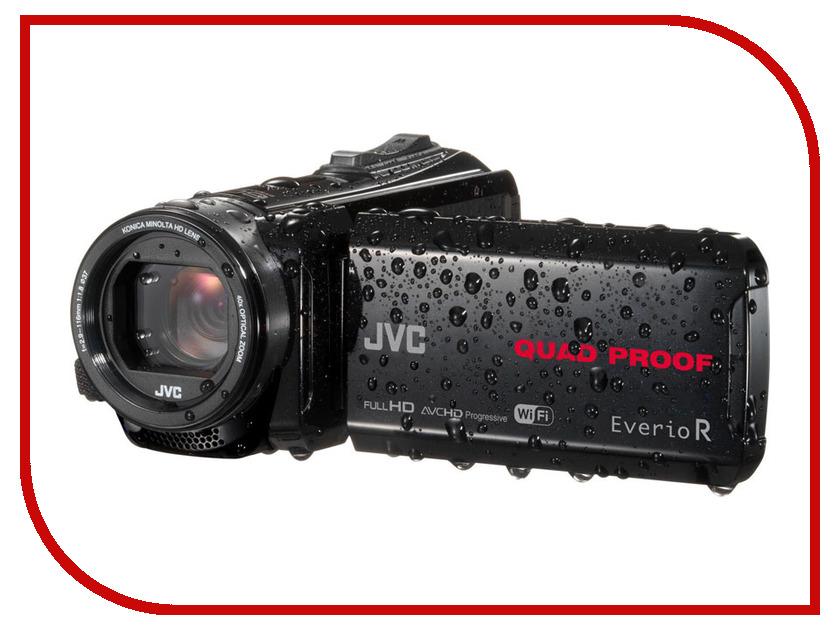 Видеокамера JVC Everio GZ-RX645B