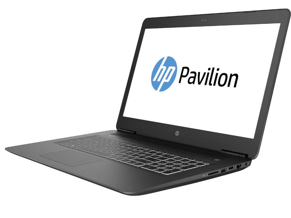 Ноутбук HP Pavilion Gaming 17-ab320ur 2PQ56EA (Intel Core i7-7700HQ 2.8 GHz/16384Mb/1000Gb/DVD-RW/nVidia GeForce GTX 1050Ti 4096Mb/Wi-Fi/Bluetooth/Cam/17.3/1920x1080/Windows 10 64-bit) ноутбук msi gl72m 7rdx intel core i7 7700hq 2800 mhz 17 3 1920x1080 16gb 1000gb hdd dvd нет nvidia geforce gtx 1050 wi fi bluetooth windows 10 home