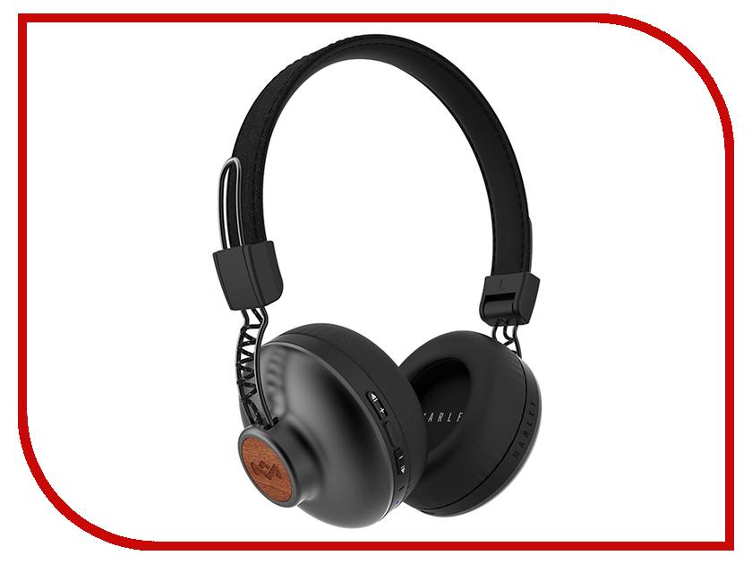 Marley Positive Vibration BT EM-JH133-SB наушники накладные marley positive vibration mist em jh010 sm