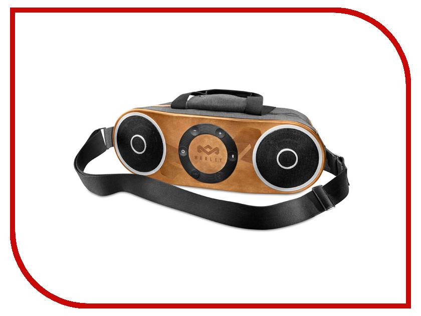 Колонка Marley Bag of Riddim наушники накладные marley positive vibration mist em jh010 sm