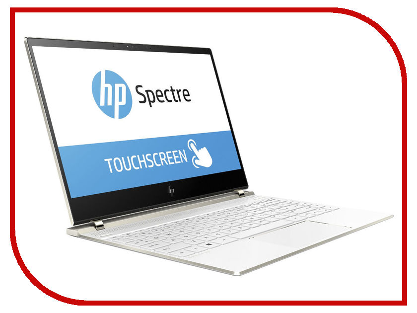 Ноутбук HP Spectre 13-af007ur 2PT10EA (Intel Core i7-8550U 1.8 GHz/8192Mb/256Gb SSD/No ODD/Intel HD Graphics/Wi-Fi/Bluetooth/Cam/13.3/1920x1080/Windows 10 64-bit) ноутбук msi gp72 7rdx 484ru 9s7 1799b3 484 intel core i7 7700hq 2 8 ghz 8192mb 1000gb dvd rw nvidia geforce gtx 1050 2048mb wi fi bluetooth cam 17 3 1920x1080 windows 10 64 bit
