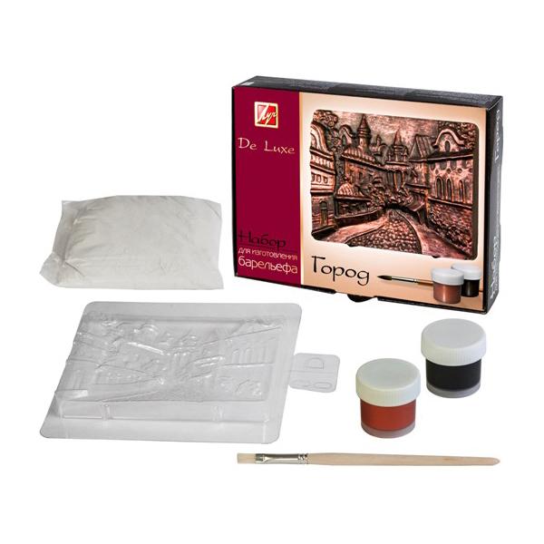 Набор для изготовления барельефа Луч Город 25С 1517-08