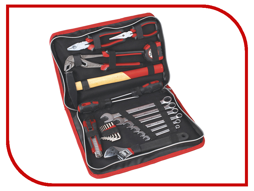 Набор инструмента Zipower PM3964 лопата zipower штыковая pm 4237