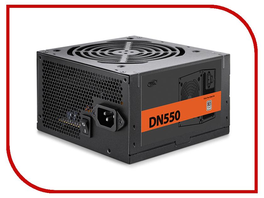Блок питания DeepCool DN550 550W DP-230EU-DN550 блок питания 580w deepcool explorer de580