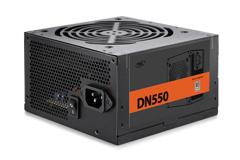 Блок питания DeepCool DN550 550W DP-230EU-DN550 процессор amd athlon ii x4 845 fm2