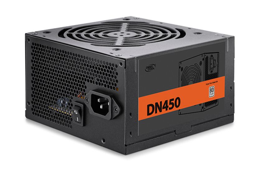Блок питания DeepCool DN450 450W DP-230EU-DN450