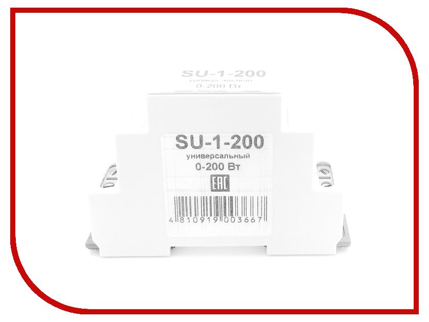 Диммер NooLite SU-1-200 DIN