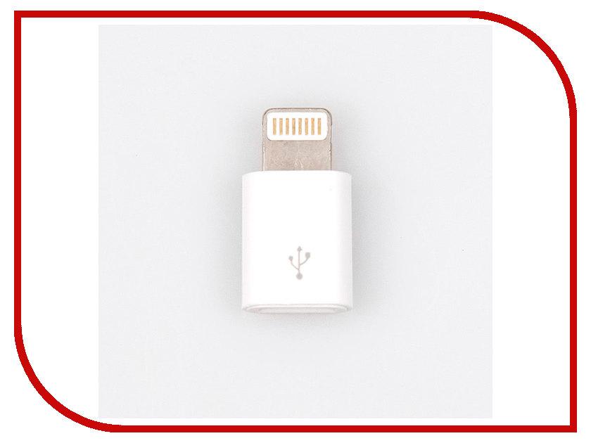 Аксессуар Dialog CI-0001 Lightning - Micro USB White
