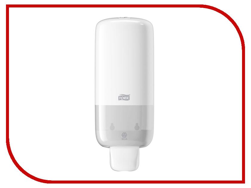 Дозатор Tork Elevation 1L для жидкого мыла 561500 диспенсер для мыла tork цвет белый 561000
