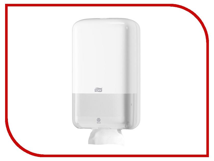 Дозатор Tork Elevation для листовой туалетной бумаги 556000
