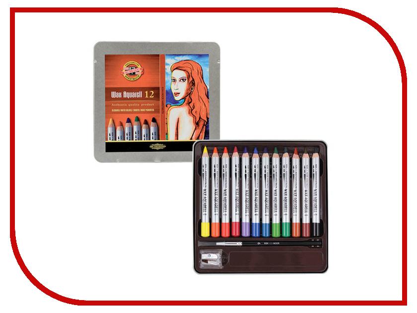 Набор Koh-i-Noor Карандаши акварельные 8282012003KS карандаши koh i noor набор карандашей с многоцветным грифелем magic 5 штук