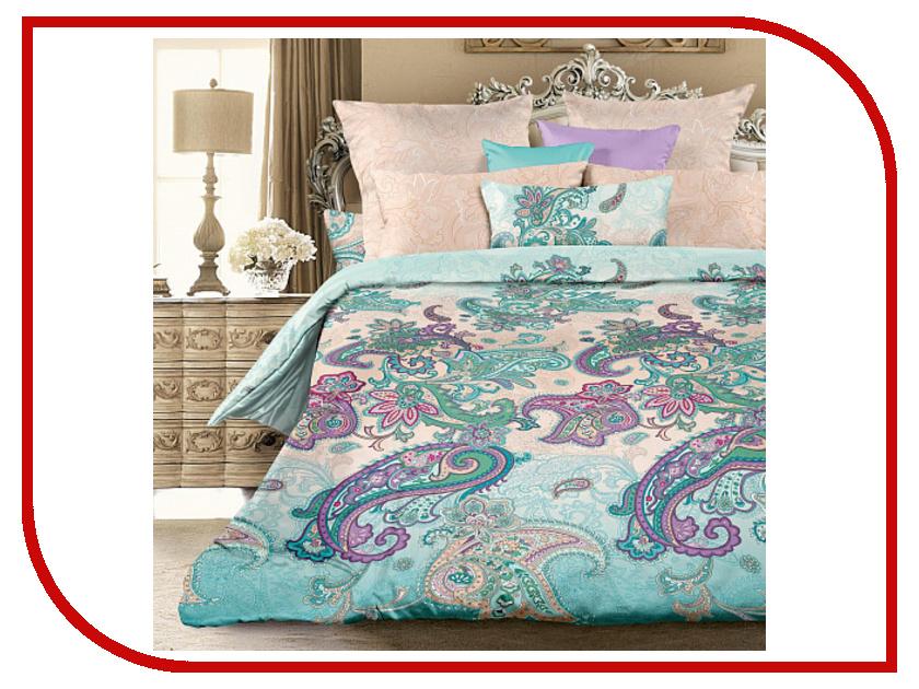 Постельное белье Унисон Ламберти 15177-1/15218-52 Комплект 2 спальный Перкаль постельное белье купить унисон