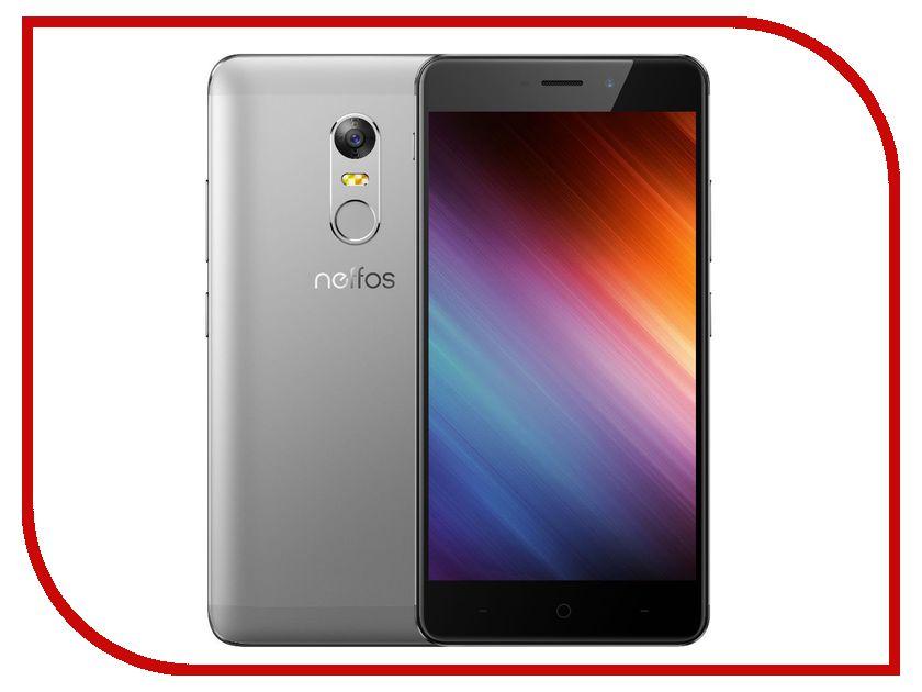 Сотовый телефон Neffos X1 Max 64Gb Cloudy Grey NEF-TP903A2ARU сотовый телефон neffos x1 16gb cloudy grey nef tp902a24ru