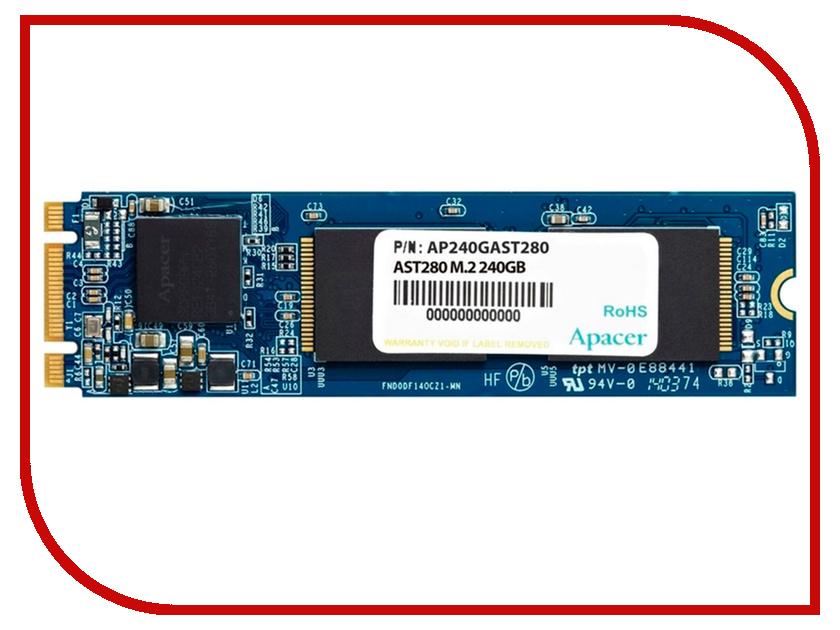 Здесь можно купить AST280  Жесткий диск 240gb - Apacer AST280 AP240GAST280-1