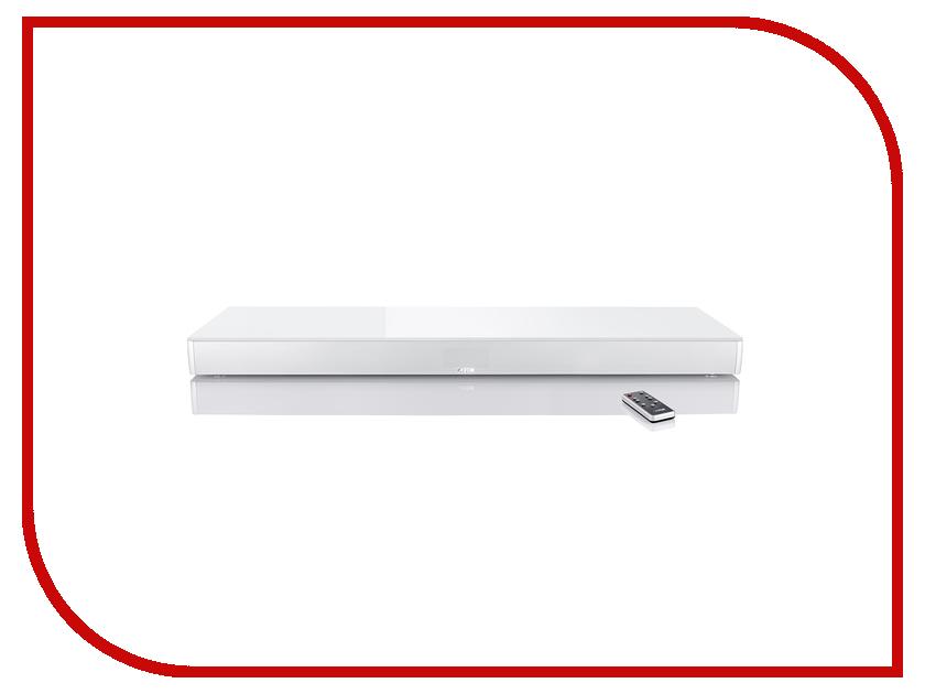 Звуковая панель Canton АС для ТВ DM 100 White саундбар canton dm 90 3 white