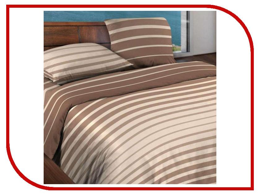 Постельное белье Wenge Motion Stripe Brown КБВм-21 15184 вид 7 Комплект 2 спальный Бязь