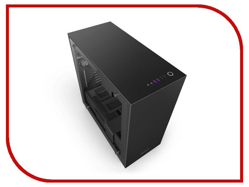 цена на Корпус NZXT H700I Black CA-H700W-BB