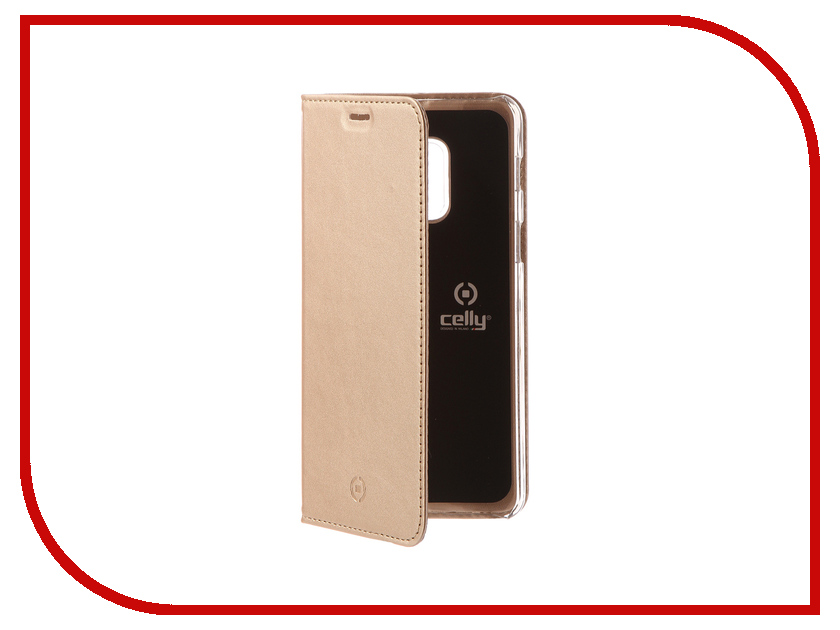 Аксессуар Чехол Samsung Galaxy A8 Celly Air Case Gold AIR705GDCP аксессуар чехол samsung galaxy s8 plus celly air case black air691bk