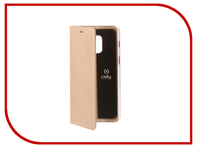 Аксессуар Чехол Samsung Galaxy A8 Plus Celly Air Case Gold AIR707GDCP аксессуар чехол samsung galaxy s8 plus celly air case black air691bk