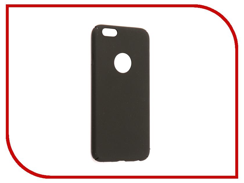 Аксессуар Чехол Zibelino PC для APPLE iPhone 6 (4.7-inch) Black ZPC-APL-6-BLK аксессуар чехол huawei nova zibelino classico black zcl hua nov blk