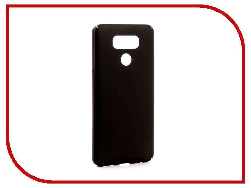 Аксессуар Чехол для LG G6 H870DS Zibelino PC Black ZPC-LG-G6-BLK аксессуар чехол для huawei y5 prime 2018 zibelino pc black zpc huw y5pr 2018 blk