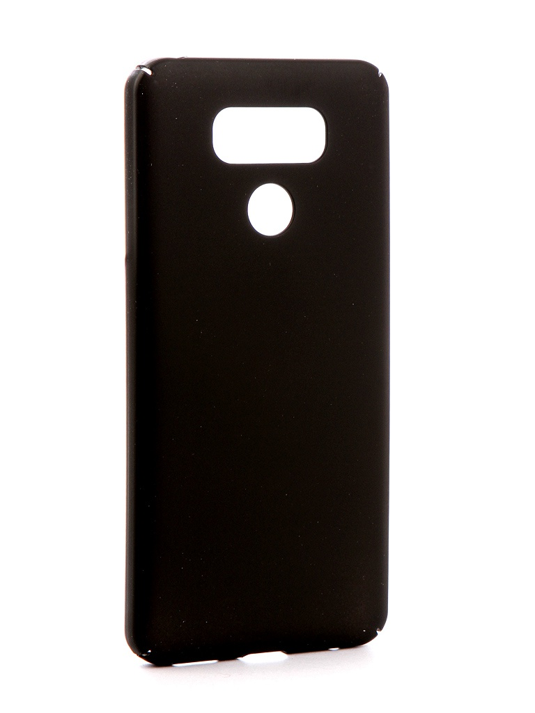 Аксессуар Чехол для LG G6 H870DS Zibelino PC Black ZPC-LG-G6-BLK аксессуар lg vnz pq01n