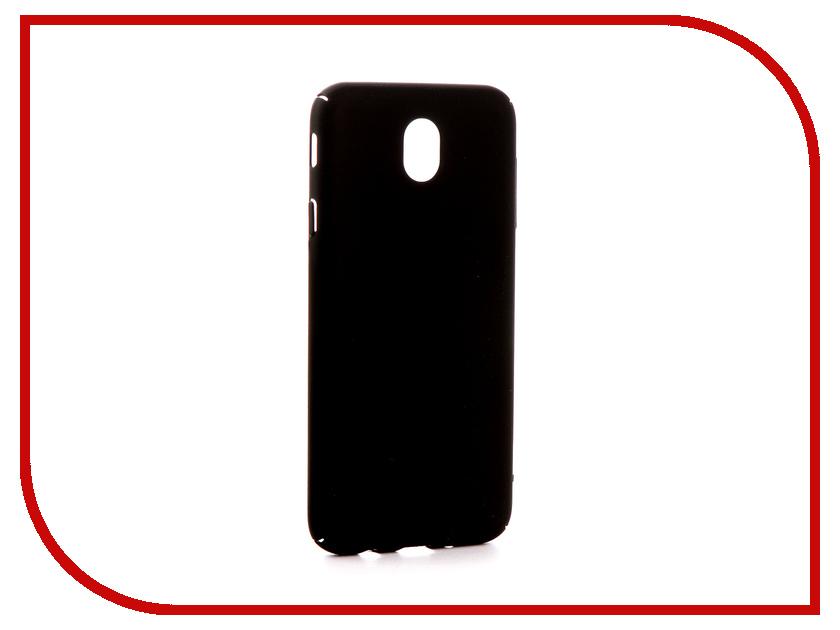 Аксессуар Чехол Samsung Galaxy J7 J730 2017 Zibelino PC Black ZPC-SAM-J730-BLK аксессуар чехол lg x power 2 zibelino pc black zpc lg xp2 blk