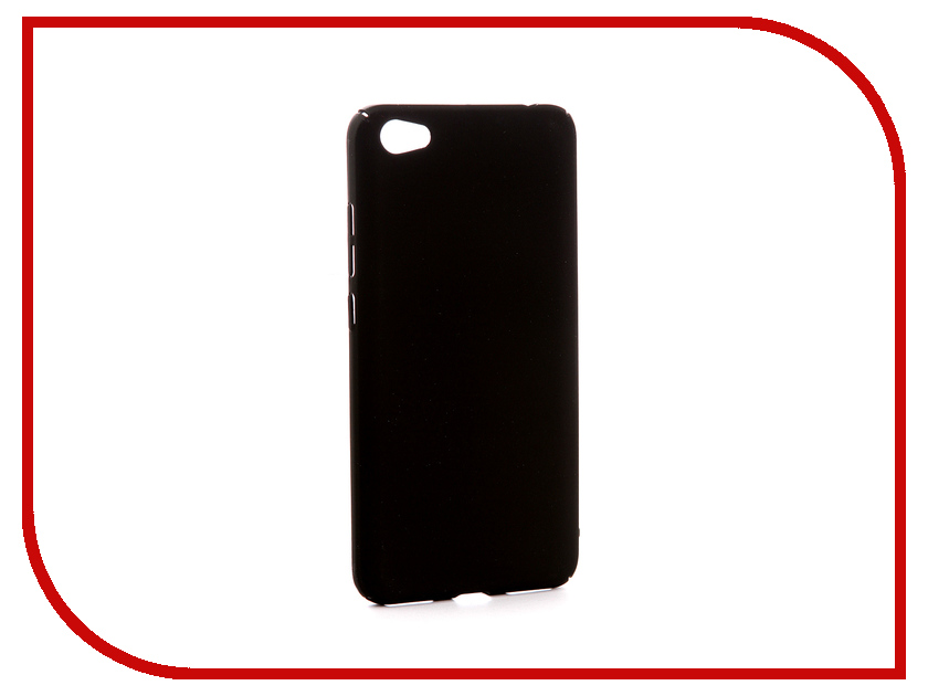 Аксессуар Чехол Xiaomi Redmi Note 5A Zibelino PC Black ZPC-XIA-RN5A-BLK аксессуар чехол xiaomi redmi pro zibelino classico black zcl xia pro blk