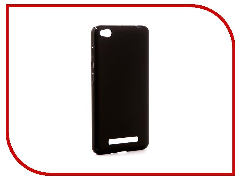 Аксессуар Чехол Xiaomi Redmi 4A Zibelino PC Black ZPC-XIA-R4A-BLK аксессуар чехол xiaomi redmi 4x zibelino classico black zcl xia rdm 4x blk