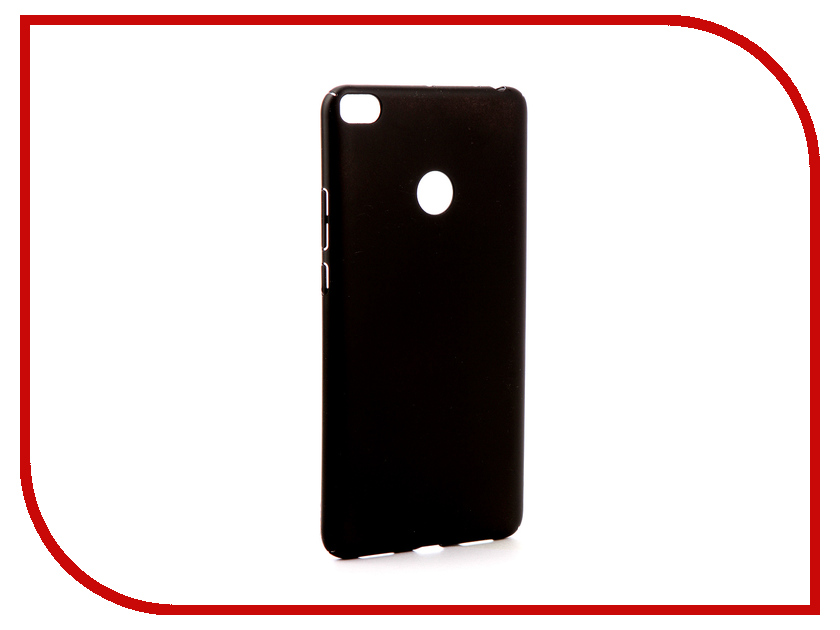 Аксессуар Чехол Xiaomi Mi Max 2 Zibelino PC Black ZPC-XIA-MAX2-BLK аксессуар чехол lg x power 2 zibelino pc black zpc lg xp2 blk