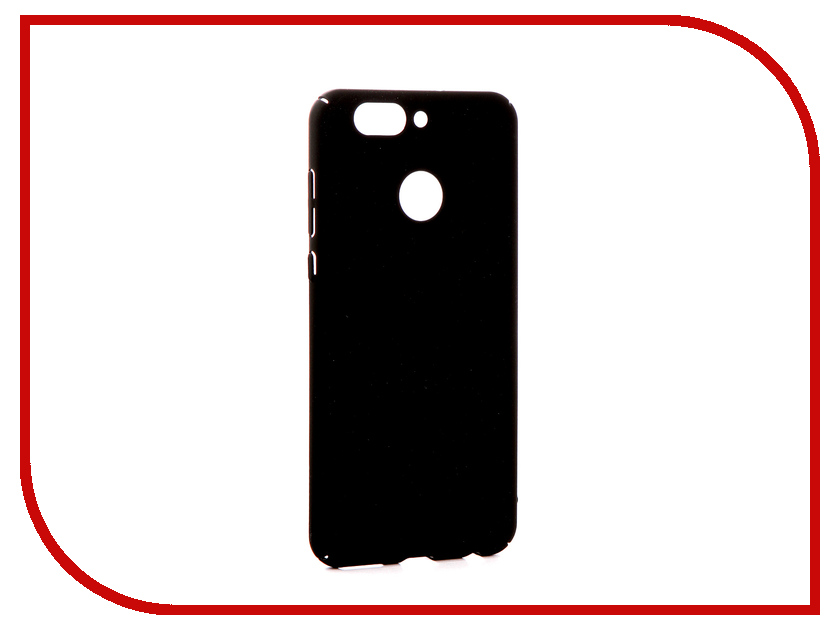 Аксессуар Чехол Huawei Nova 2 Plus Zibelino PC Black ZPC-HUW-NOV2PL-BLK аксессуар чехол huawei nova 2 zibelino cover back elegant black zcbe hua nov2 blk