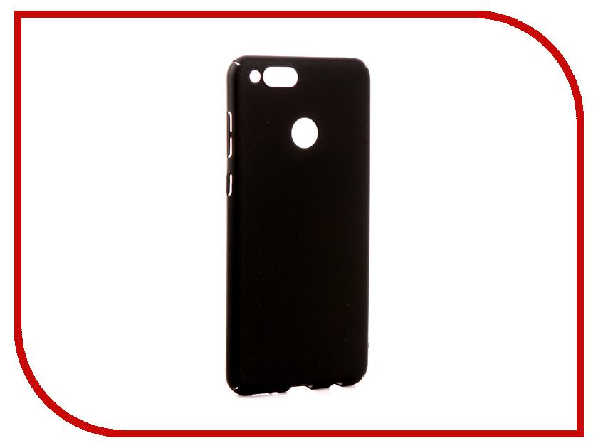 Аксессуар Чехол Huawei Honor 7X Zibelino PC Black ZPC-HUW-7X-BLK аксессуар чехол lg x power 2 zibelino pc black zpc lg xp2 blk