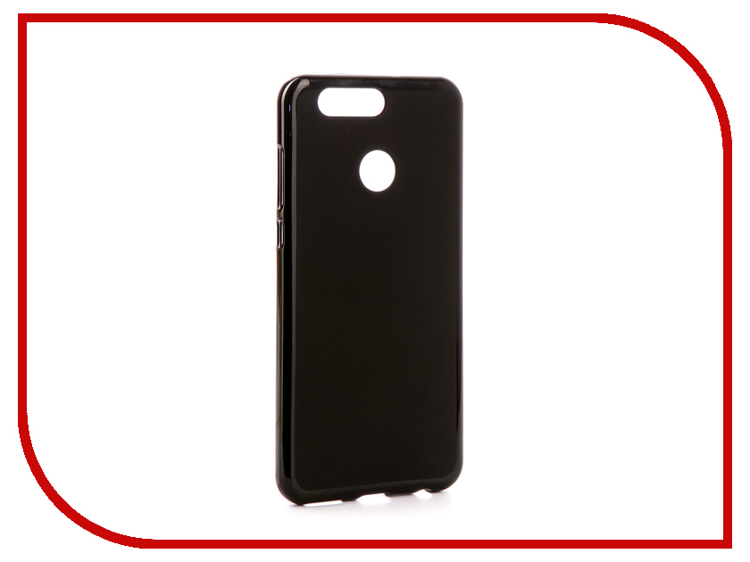 Аксессуар Чехол Huawei Nova 2 Plus Zibelino Soft Matte Black ZSM-HUA-NOVA2PL-BLK аксессуар чехол huawei honor p10 zibelino classico black zcl hua p10 blk