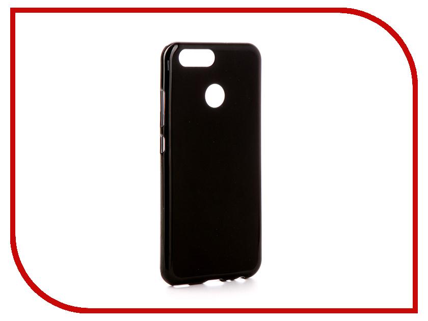 Аксессуар Чехол Huawei Nova 2 Zibelino Soft Matte Black ZSM-HUA-NOVA2-BLK аксессуар чехол huawei honor p10 zibelino classico black zcl hua p10 blk