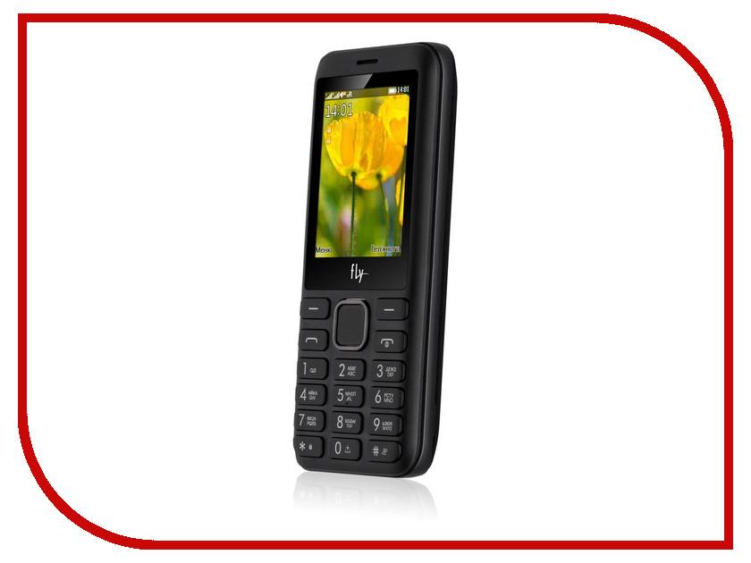 Сотовый телефон Fly FF249 Black сотовый телефон philips e311 xenium navy