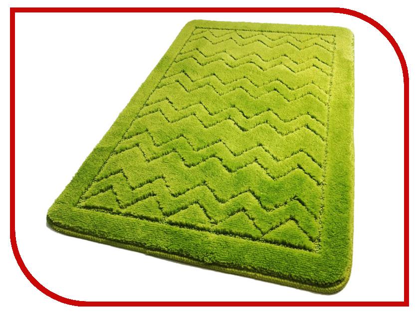 Коврик Sunstep Zig-Zag 60x90cm Green 34-304 zig zag woven makeup bag